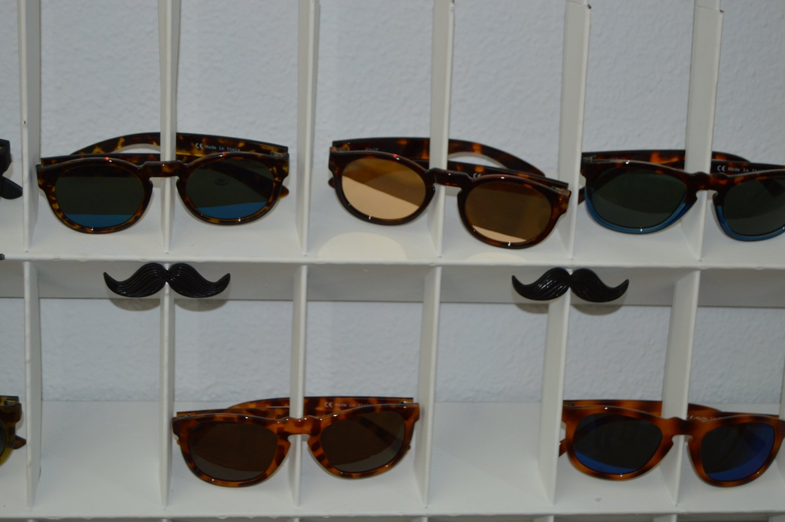 Gafas de sol estilo vintage Mr. Boho.
