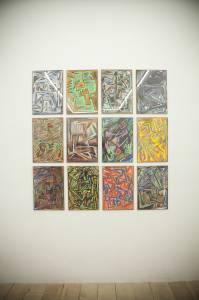 Galería Alegría. 'Arte Expósito'. Obra de Ramón Losa