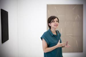 Elena Zapata, Guía De A3bandas, En Galería Louis 21