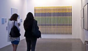 Guillermina Caicoya Galería. SUMMA Fair 2014