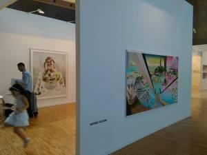 Obra de Santiago Talavera. Galería La New Gallery.