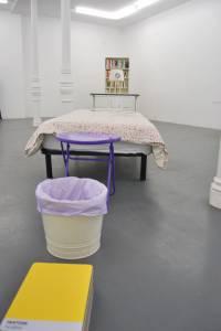 'El orden de mi habitación', de Elisa González, en Galería Fúcares