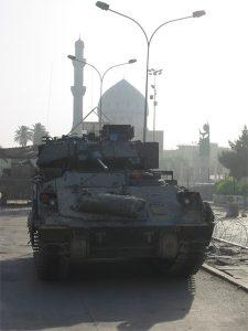 Irak en 2003