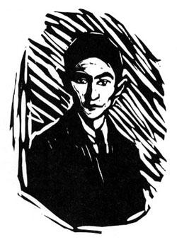 Kafka según Hans Fronius