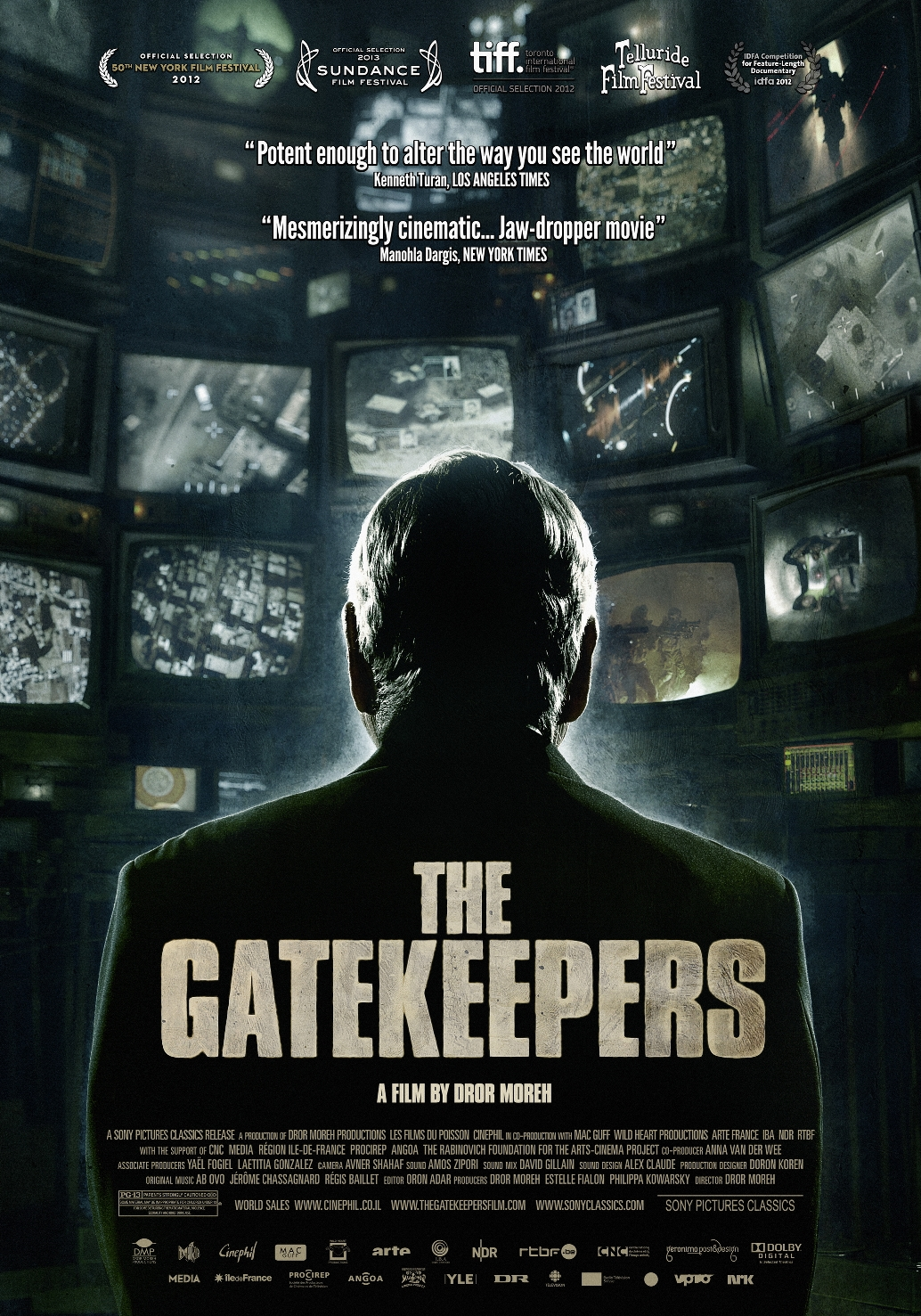 Cartel promocional de The Gatekeepers