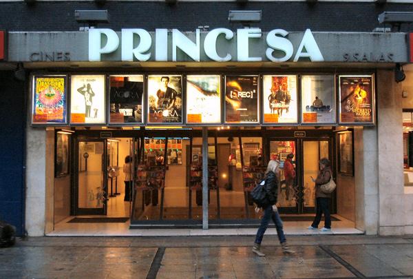 Cines Princesa