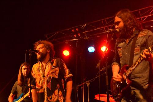 The Soul Jacket. La Granja Festival 2013.