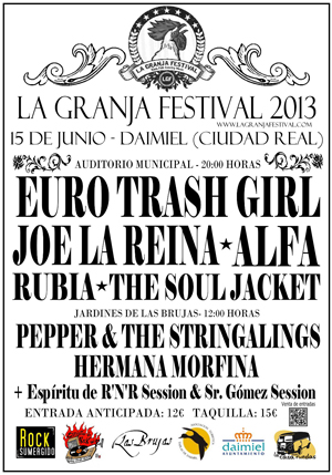 La Granja Festival 2013