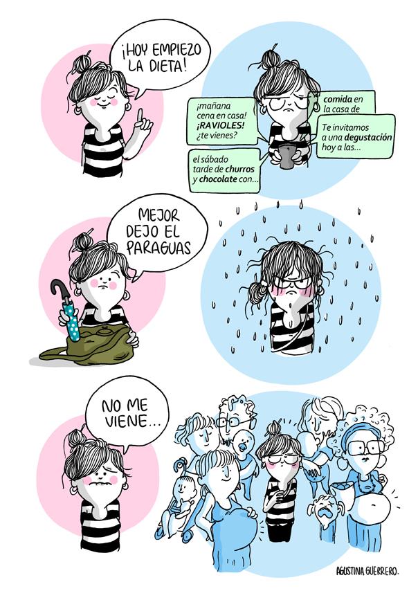 Agustina Guerrero - Diario de una volátil