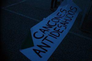CANCIONES ANTIDESHACUCIOS