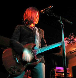 Juliana Hatfield. Minor Alps. Matthew Caws.