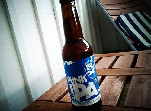 cerveza punk IPA