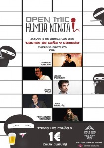 cartelhumorninja