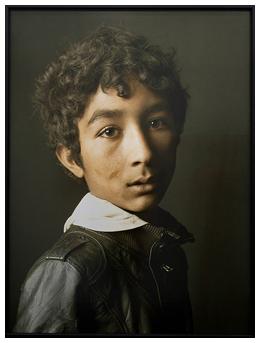 Retrato de Pierre Gonnord