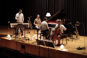 Colectivo gallego de música contemporánea Vertixe Sonora.