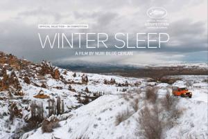Póster de Winter Sleep de Nuri Bilge Ceylan.