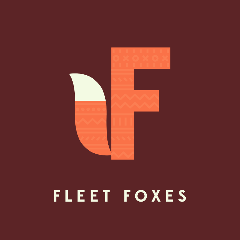F, de Fleet Foxes.