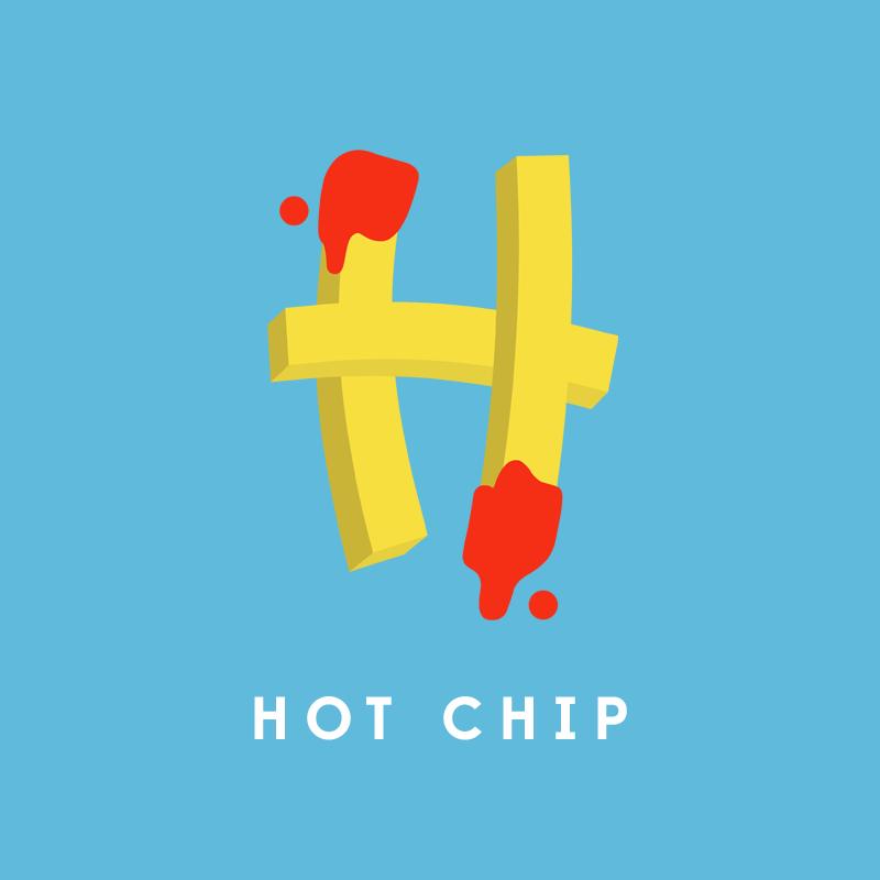 H, de Hot Chip.