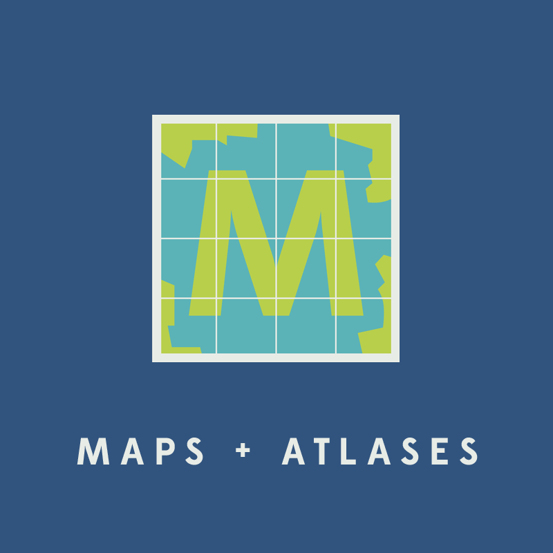 M, de Maps and Atlases.
