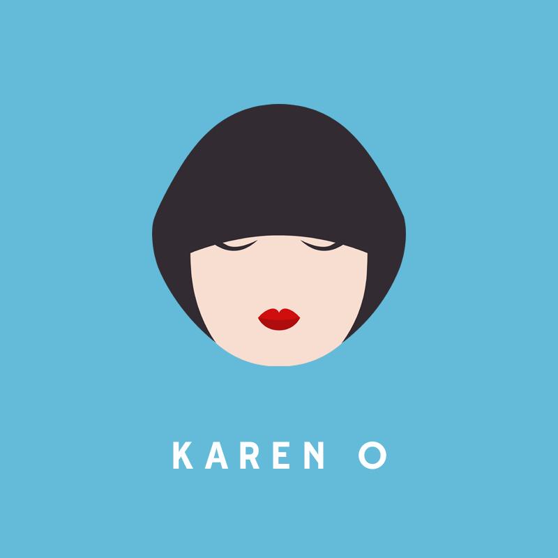 O, de Karen O.