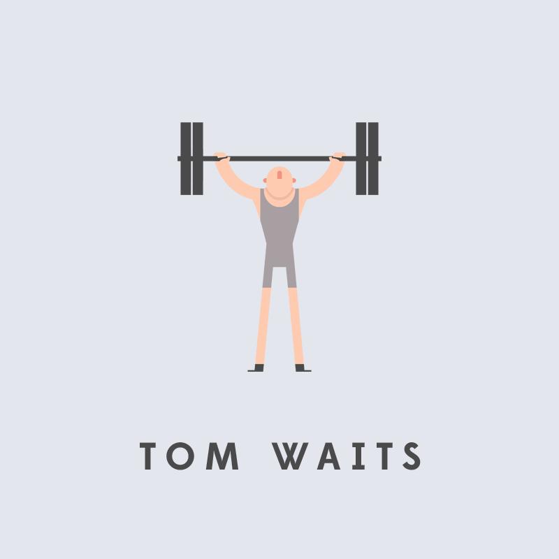 T, de Tom Waits.