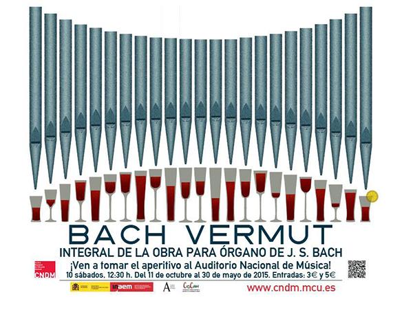 Un vermú con Bach en el Auditorio Nacional