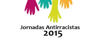 Cartel Jornadas Antirracistas 2015