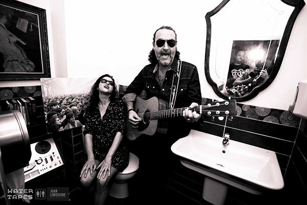 The WaterTapes y La Salchichería: conciertos de lavabo y ascensor