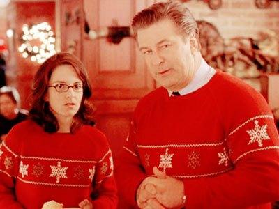 Lizz y Jack en 'Rockefeller Plaza'.