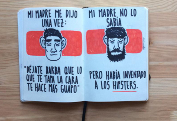 Una barba no es solo una barba