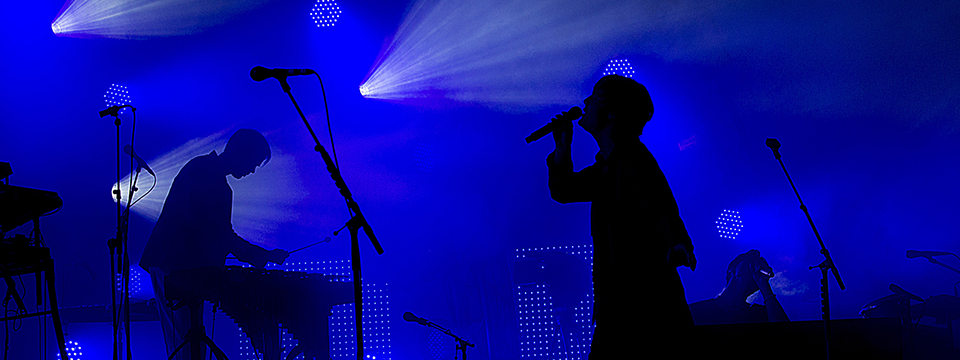 Música en directo: solo para adultos