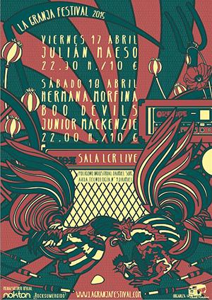 La Granja Festival 2015: el rock vuelve a casa