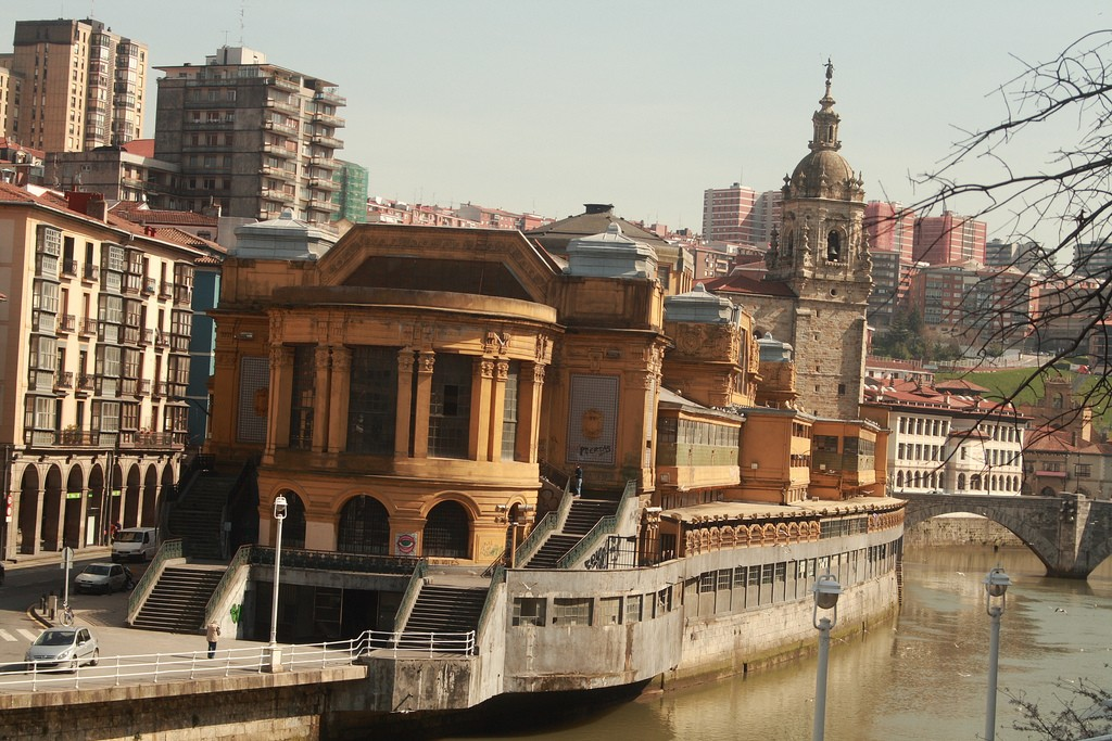 Mercado La Ribera.