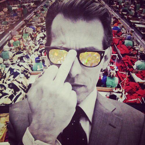 Collage de Greta Bungle.