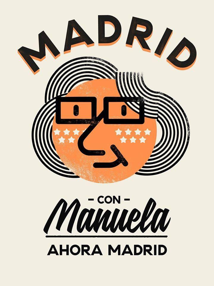 Imagen: Madrid con Manuela.
