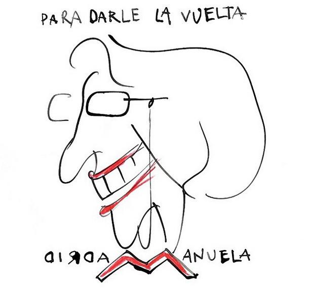 Carmena, por Elisa Urberuaga.
