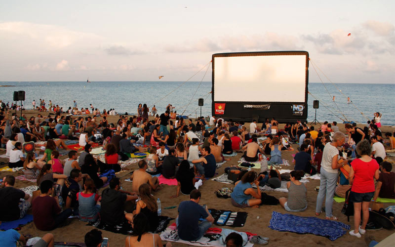 cinema lliure barcelona