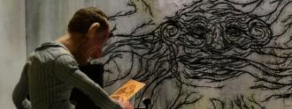 Fotograma del cortometraje La Valigia.