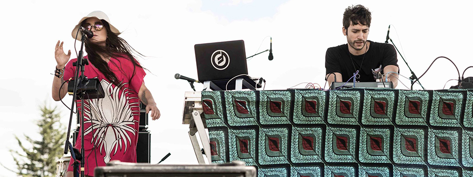 El ecuatoriano Nicola Cruz, en una actuación.