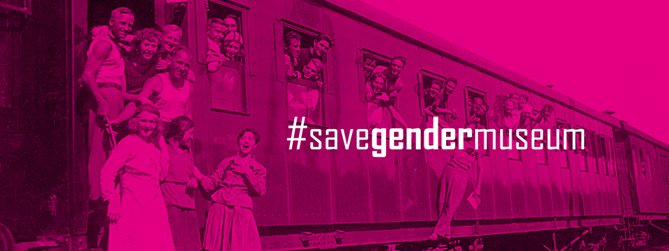 imagen promocional #savegendermuseum
