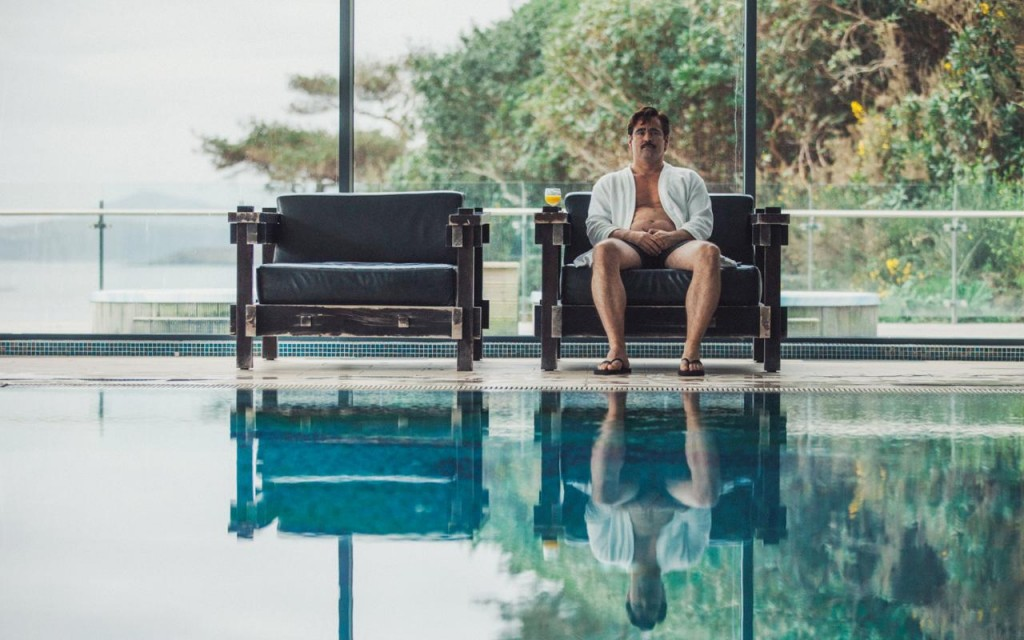 Colin Farrell como reflejo de la decadencia asociada a la soledad.