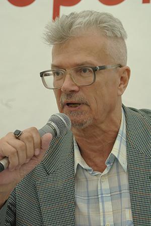 Eduard Limónov en 2011.
