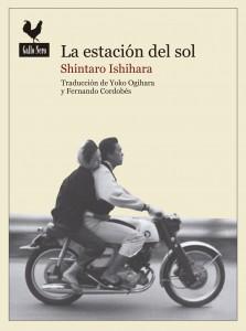 Cubierta de la edición española de 'La estación del sol' (Editorial Gallo nero)