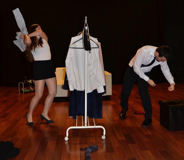 Compañía L'Azotea Teatro.