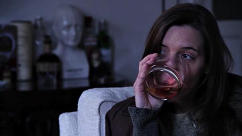 Ana Alonso en una escena de La abducción de Luis Gúzman