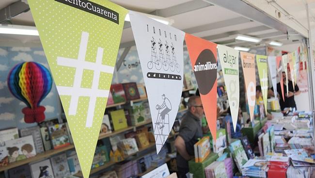 Feria del Libro de Valencia.