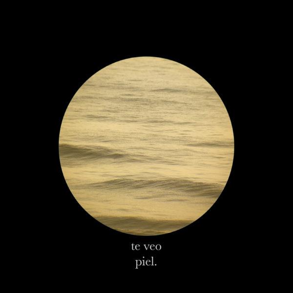 'I see you'. Cristina Moreno de Acevedo