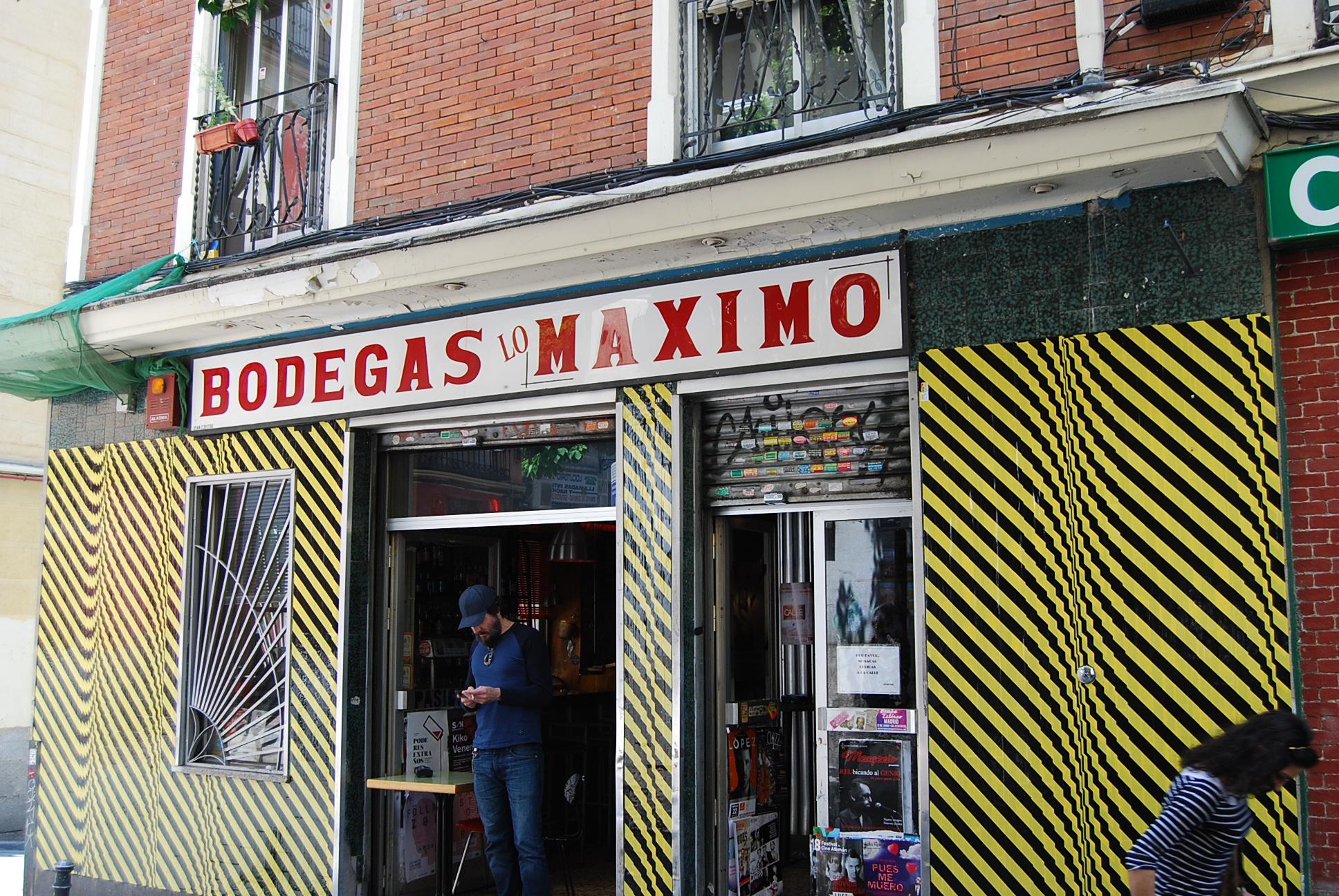 Bodegas Lo Máximo - Víctor Solanas-Díaz