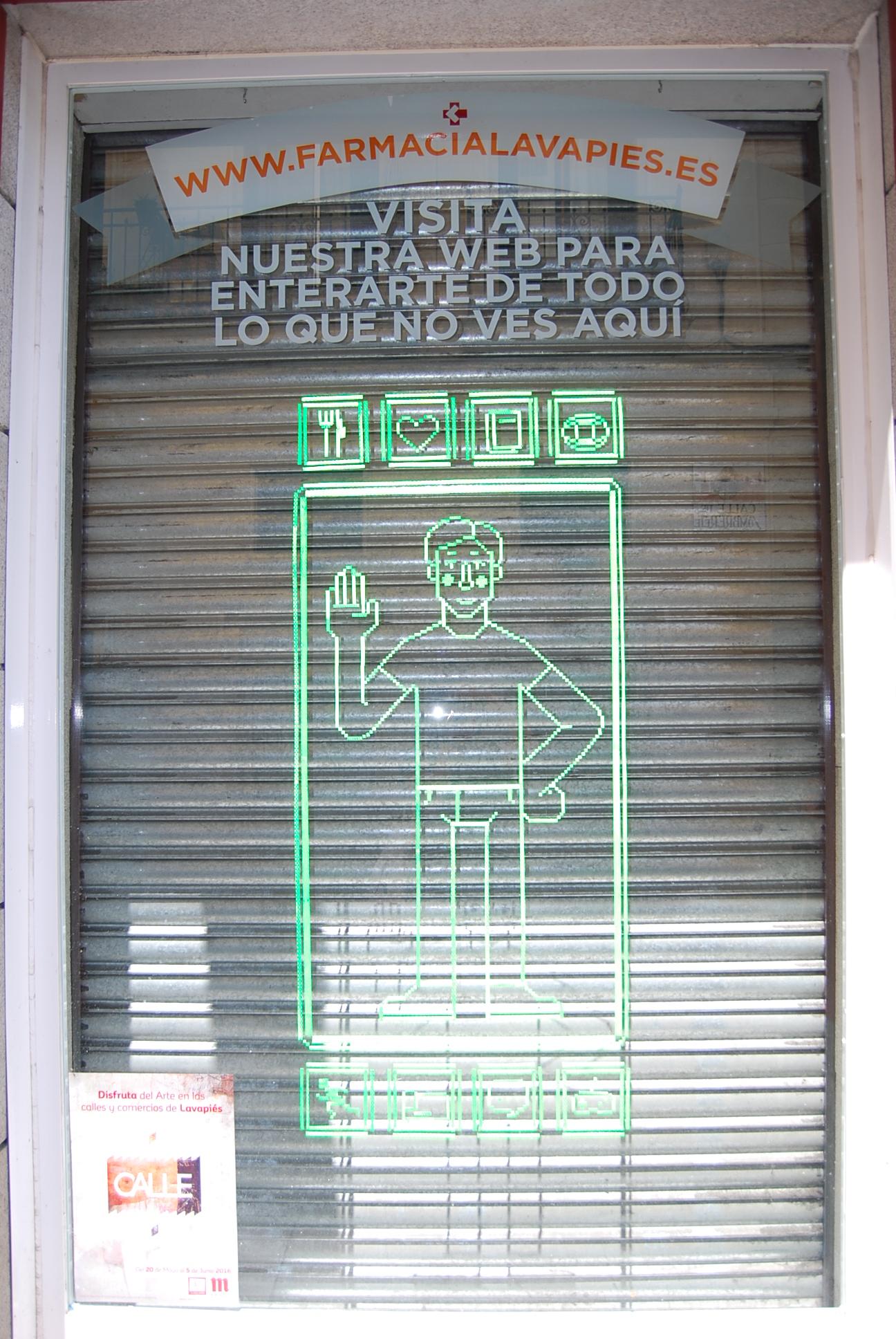 Farmacia Lavapiés - Rubén Calles