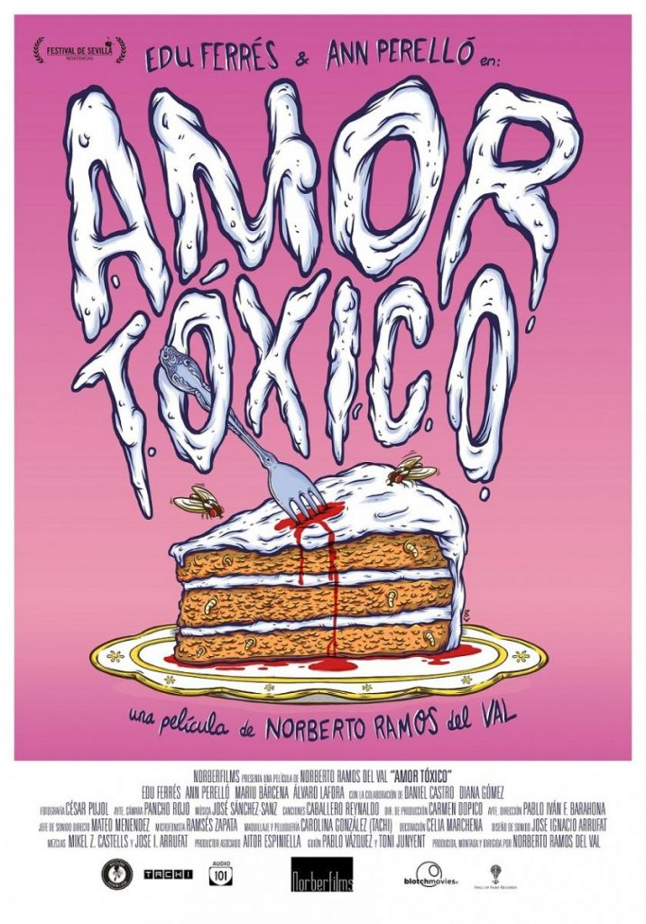 cartel Amor toxico